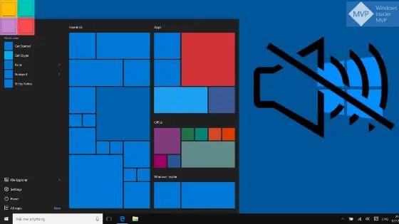 noaudio01 - FIX: Nessun dispositivo audio dopo aggiornamento di Windows 10 (aggiornato)