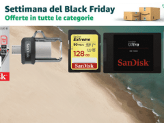 blackfridaySSDmemorie - Black Friday Amazon: SSD e Memorie