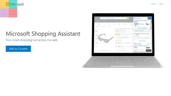 shoopingmscover - Arriva Microsoft Shopping Assistant!
