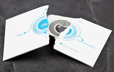 NFC κάρτες MOO