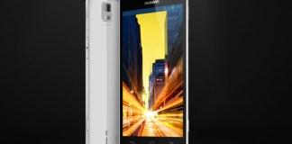 Huawei Ascend P2 mwc 2013