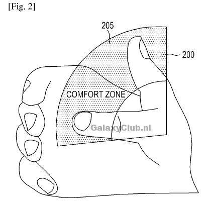 samsung-patent-comfort-zone