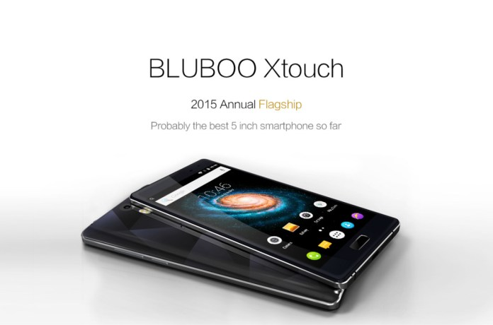 bluboo-xtouch