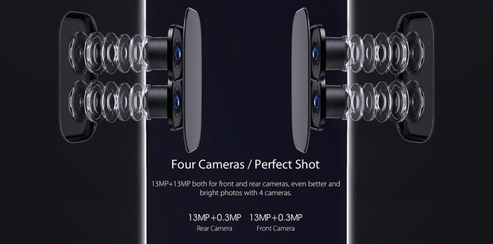 blackview s8 camera