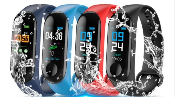 Ip65 Fitness tracker