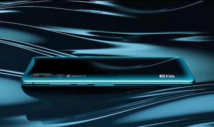 Elephone U2 scanner