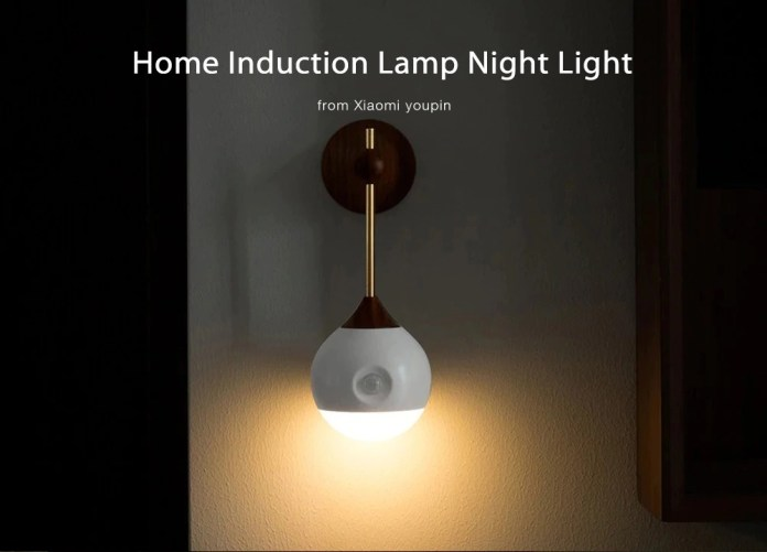 Induction Lamp Night Light from Xiaomi youpin