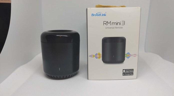 Broadlink RM Mini 3 Review main image