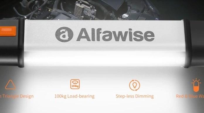 Alfawise AL - M1 Plus Magnetic LED Camping Lantern