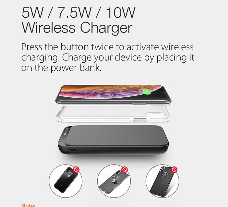 Blitzwolf BW-p10 Qi charge