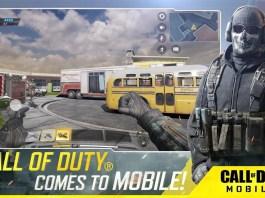 Call of duty Mobile Google play battle royal