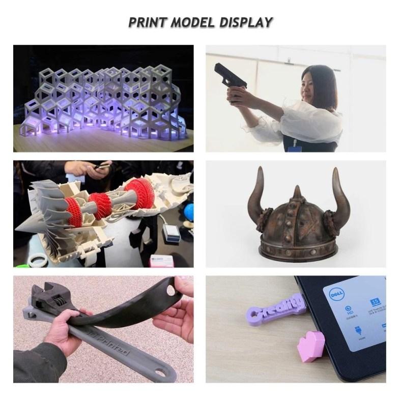 Creality 3D Ender-3 3d printer samples