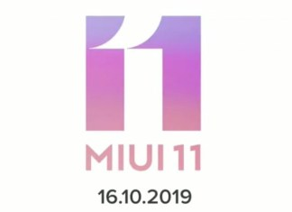 MIUI 11 Update schedule angroid.gr
