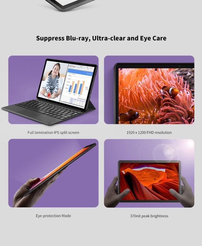 Teclast T30 4G Tablet 10.1-inch Screen