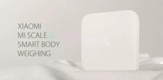 Xiaomi Mi Scale 2.0 Internation edition