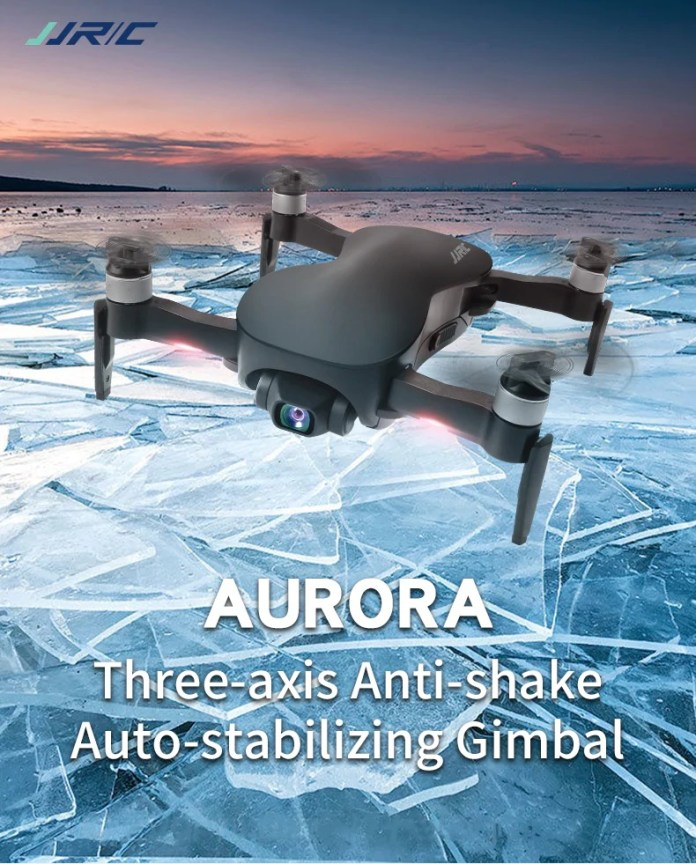 jjrc X12 GPS Foldable Drone