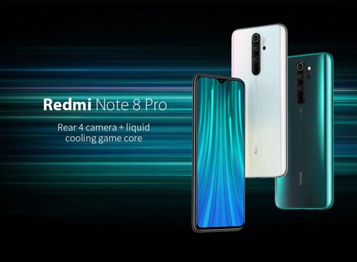 redmi note 8 Pro Gearbest offer