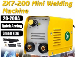 zx7 200 mini welding maching