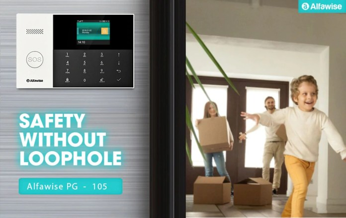 Alfawise PG - 105 alarm security
