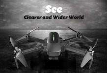 Hubsan ZINO Pro 4Κ Drone