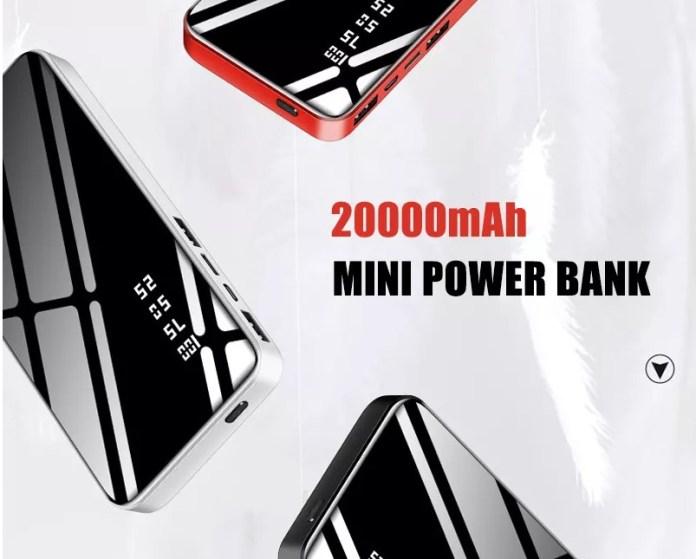 bakeey 20000mah power bank