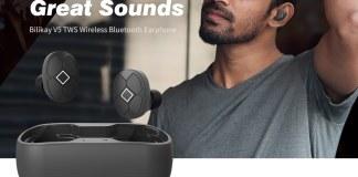 bilikay V5 TWS earphones