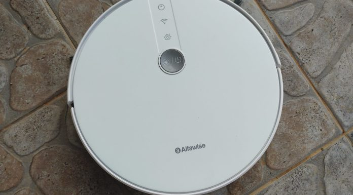 Alfawise V8s Pro Vacuum Cleaner Review