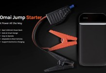 70mai 11100mAh Power Bank jump Starter