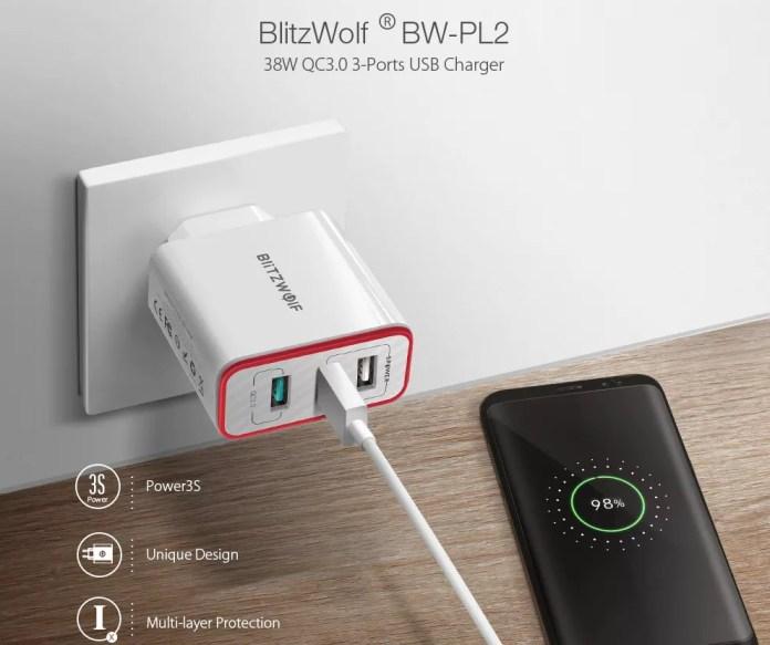 Blitzwolf BW-PL2