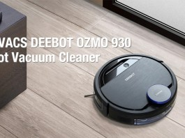 ECOVACS DEEBOT OZMO 930 robot vacuum cleaner
