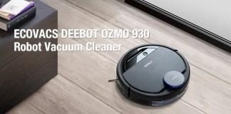 ECOVACS DEEBOT OZMO 930 robot vacuum cleaner