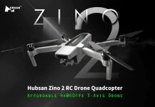 Hubsan Zino 2 Drone