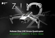 Hubsan Zino 2 Drone