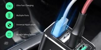 Blitzwolf BW-SD3 Car charger