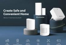 alfawise z1 security kit