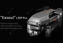 L109 PRO Foldable Drone