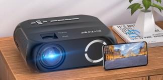 BlitzWolf BW-VP11 LCD LED HD Projector