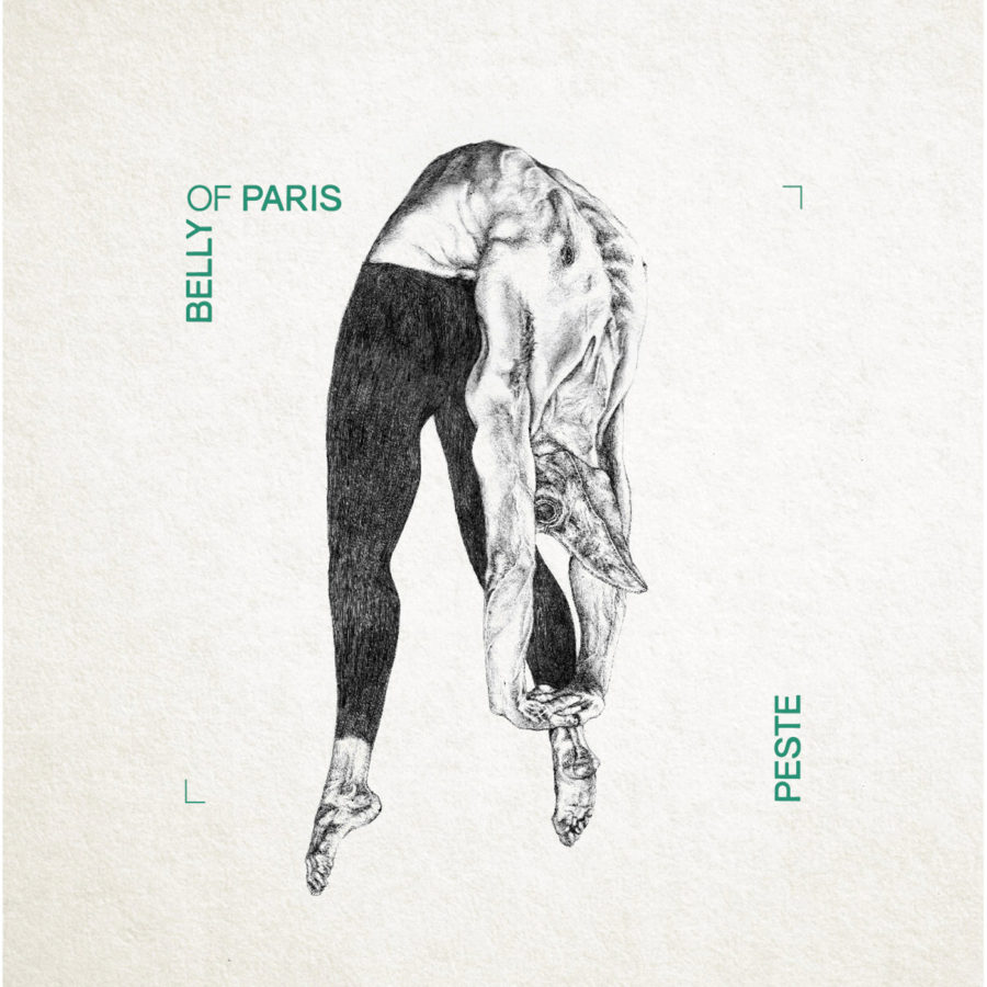 Belly Of Paris - Peste Album cover art