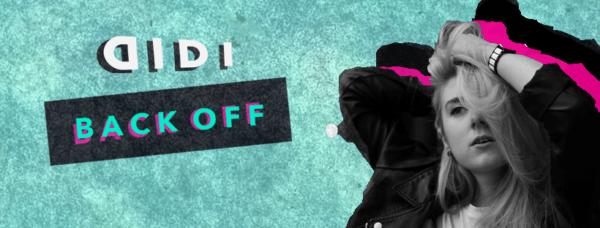 DIDI – 'Back Off'