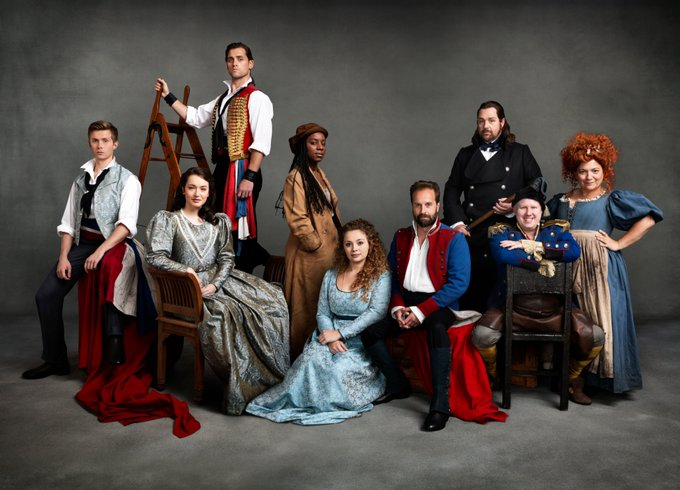 All Star Cast Shine in Les Mis Concert