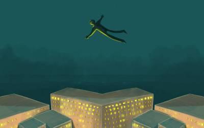 Todd Warner Moore: Overnight Flight