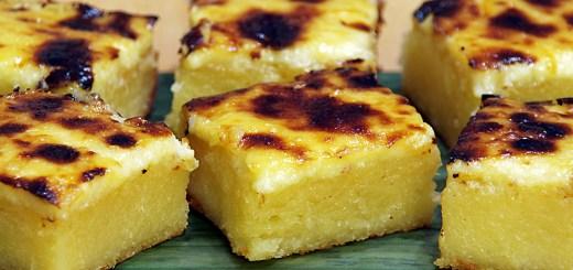 Cassava Cake