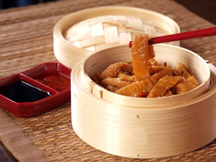 Spicy Steamed Tripe