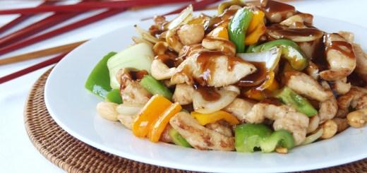 Chicken Cashew