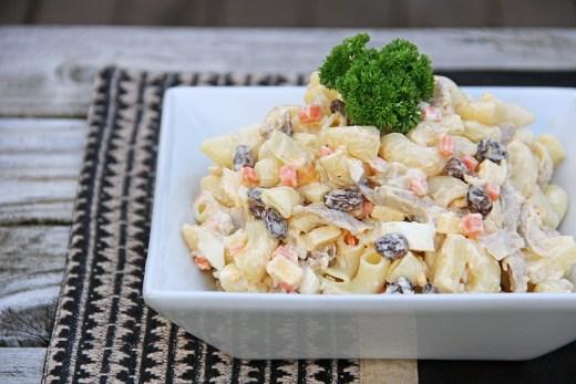 Chicken Macaroni Salad