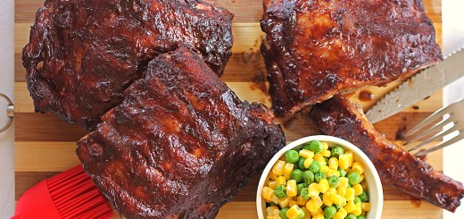Barbecue Pork Ribs 2