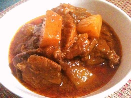 Fan Post: Beef Asado by Mercy Grace