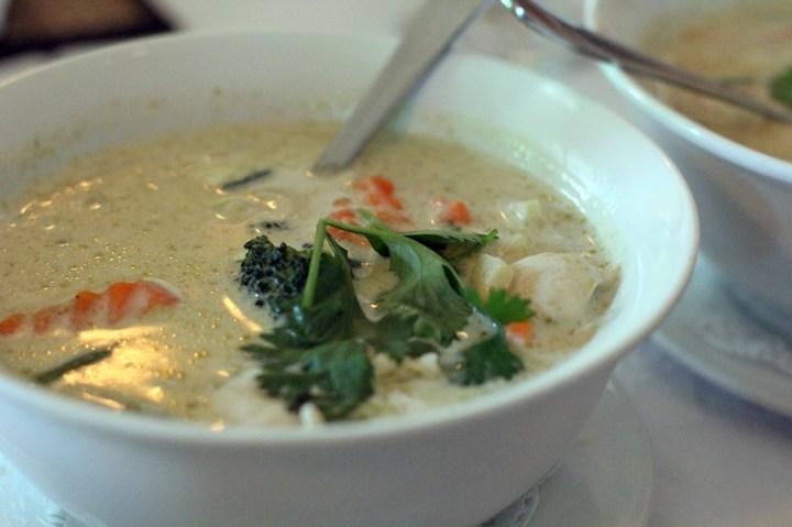 Erawan Thai Green Chicken Curry