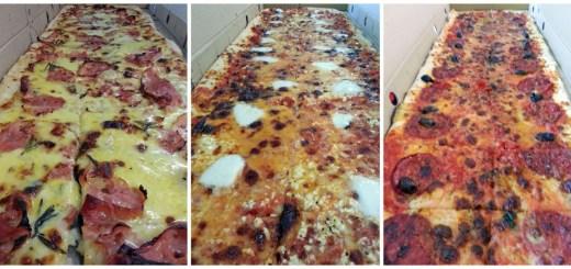Toto's Pizza Metre Long Pizza (Auckland CBD, New Zealand) 2