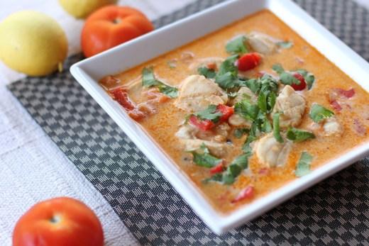Moqueca de Peixe (Brazilian Fish Stew) 1